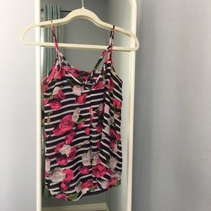 Guess floral camisole